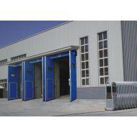 青岛欧美佳OMG大型工业折叠门,消防折叠门,整套门塑钢防盗,大型工业门