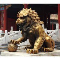 天顺雕塑(在线咨询),陕西铜狮子,大型铜狮子