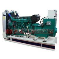 供应出厂价供应500KW四冲程纯铜芯配置上柴发电机组