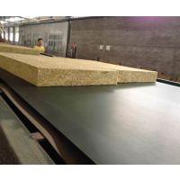 北方岩棉生产线、屋顶用岩棉板、贴铝箔岩棉板