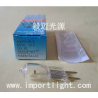 供应欧司朗OSRAM HLX64610 12V50W扫描仪灯泡