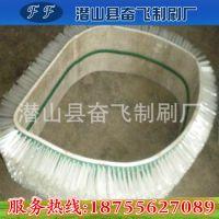 专业制造生产各种皮革机械皮带毛刷,钢丝刷,输送刷,条刷
