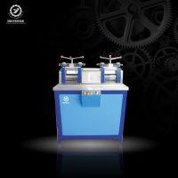 精益行首饰设备-首饰机器-器材-JY-6839  双头压片机(10、15匹)
