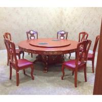 新款上市 简约现代大理石火锅桌 多人位电磁炉火锅桌一体桌