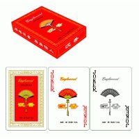 安徽扑克加工/便宜扑克牌厂家/普通扑克印刷/纸牌加工定做