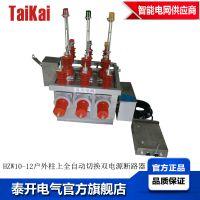 6KV,10KV高压双电源真空断路器 高压智能双电源断路器