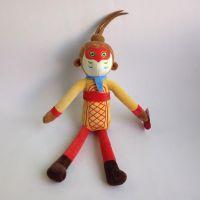 毛绒玩具大圣悟空归来玩偶公仔 齐天大圣猴年吉祥物西游记之娃娃