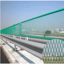 钢板网护栏网厂家专业制造仓库隔离网质优价廉