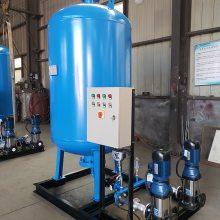 天津卓智专业容积式生活换热器 整体式换热机组 厂家