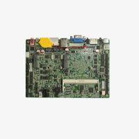 工控电脑主板J1900主板上电开机双千兆英特尔网口 10W 功耗主板 无风扇散热片主板