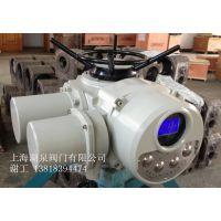 上海湖泉智能开关型电动执行器 DZW30