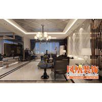 哈尔滨凤凰装饰公司—自然简洁,展现出的是港式风格,居室充满休闲的氛围,