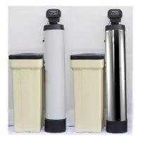 供应软化水处理/全自动生活用水软水器 不锈钢外壳软水机OEM
