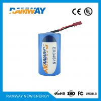 睿奕ramway 3.6v 19000mAh ER34615容量型电池