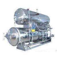鼎盛全自动侧喷式杀菌锅产品特点 结构 性能