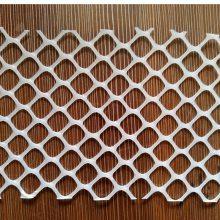 四川雅安六角形乙烯塑料网孔径0.4-3厘米 1-2米宽 高效固液分离 可用于养殖