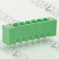 供应特供总代理上海雷普LEIPOLE线路板端子系列-插拔式接线端子PCB端子 2ELPVM-5.08