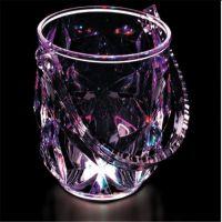 亚克力高档LED发光冰桶 亚克力七彩冰桶有机玻璃制品酒店居家用品