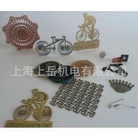 汽摩配件加工易切削钢机械加工铝合金LOGO文字图案非金属切割垫片