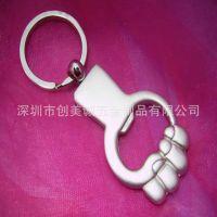 深圳厂家专业生产个性脚丫造型开瓶器 创意小猴爬树金属开瓶器