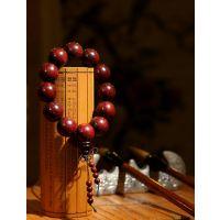 千龄木红木工艺品:小叶紫檀手串,价格优惠,周到服务