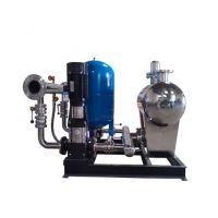 供应管网叠压(无负压)变频供水设备