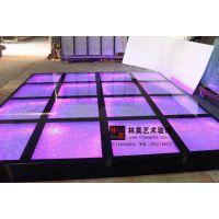 佛山厂家生产钢化玻璃地台 led发光玻璃舞台