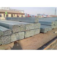 优质大口径镀锌方矩管定做 重庆800*800镀锌方矩管壁厚10.0-40.0mm