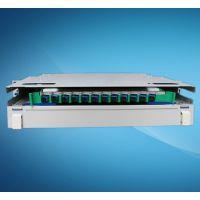 冷轧板ODF箱12芯ODF单元箱标准机柜12芯子框光纤配线架
