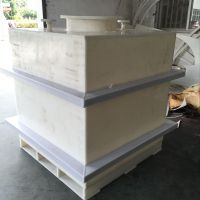 立创厂家定做PP吨桶 塑料吨桶 耐寒耐高温 焊接吨桶 集装桶
