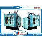 1.8L PETG Extrusion Blow Molding Machine , Double Station Blow Moulding Machine