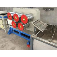 Plastic Pet Monofilament / Filament Extrusion Machine for broom / brush / rope