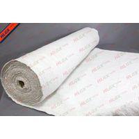 硅酸铝陶瓷纤维布,防火耐高温,隔热材料,济南火龙供应