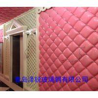 供应青岛玻璃钢防水板材,玻璃钢室内装饰背景墙