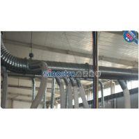 涂装设备排风系统,风管安装【施工快、成本低、密封性好】