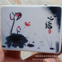 充电宝万能彩绘机 手机壳照片diy打印机 深龙杰赚钱创业设备