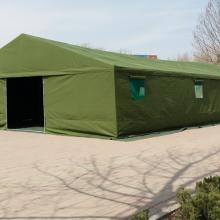 供应户外帆布帐篷 救灾棉帐篷 聚会帐篷 加厚防雨露营帐篷可定制