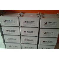 复华保护神蓄电池MF12-100 12V100AH原装现货国际品牌