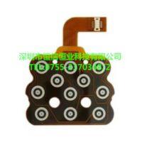 供应手机fpc按键板,fpc柔性线路板,,测试排线厂家