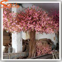 松涛工艺 仿真樱花树 园林景观樱花树 樱花仿真植物仿真树生产