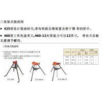 三角架式链虎钳(美国) 型号:CN61M/425/460-6/460-12库号:M189110