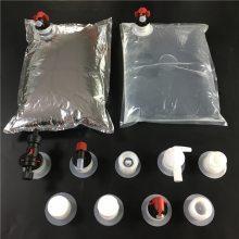 供应液体大容量BIB盒中袋 10升车用尿素阀门包装 化工液体防腐蚀袋