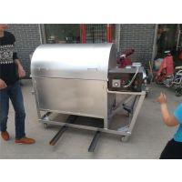 鼎信现货供应环保炒料机 全自动15斤煤电两用炒货机