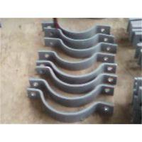 管夹|润科电力|三螺栓管夹
