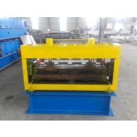 车厢板设备 集装箱板机 集装箱角柱机到沧州兴益压瓦机厂选购