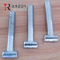 瑞涛紧固件 英制8.8级高强度T型螺栓 丁字丝 扣件螺栓