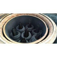 金力泰节能省电2吨井式线材退火炉 供铁丝退火热处理工艺用