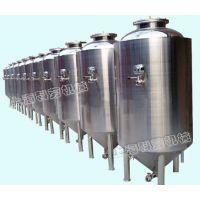 卫生级啤酒罐、啤酒酿造设备、啤酒生产线