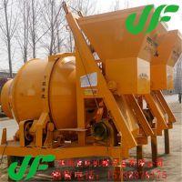 厂家直销JZM750型混凝土搅拌机 固定式摩擦滚筒搅拌机