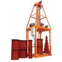 嘉隆建材机械配件厂挤压式水泥制管机出售,悬辊式水泥制管机供应